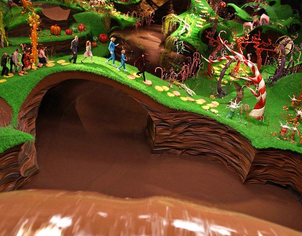 『チャーリーとチョコレート工場』続編決定