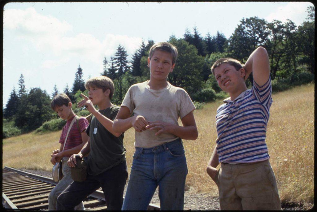 スタンドバイミーは少年の行動の描写が見事