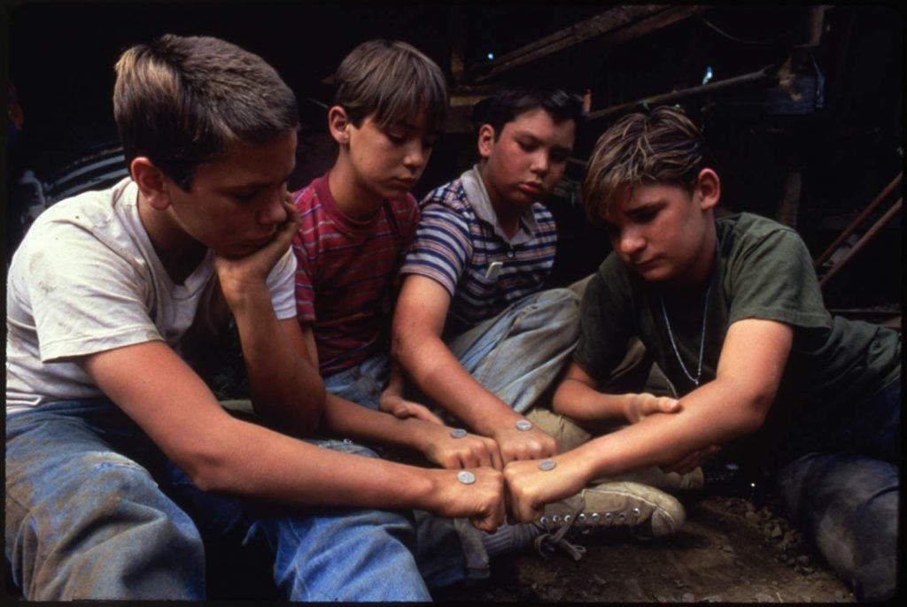 「スタンドバイミー」はギャング・エイジ特有の、友人との幸福な連帯感に満ちあふれた映画!