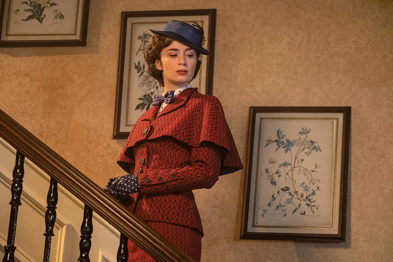 エイミー・ブラント演じるメリー・ポピンズが最高!
