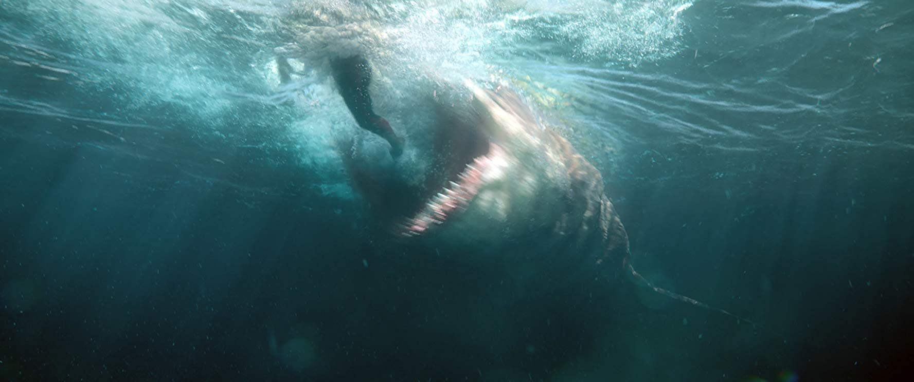 『MEG ザ・モンスター』は、4DXやIMAXで見たほうが良かったかも?サメのメガロドンの迫力がすごい!
