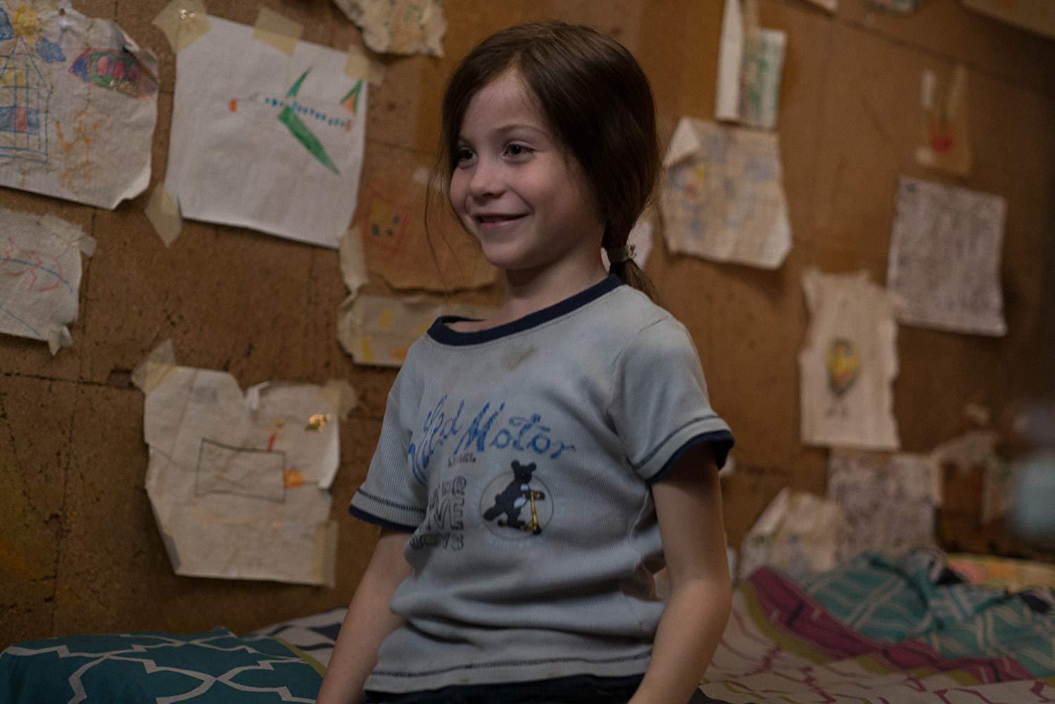 天才子役現る!ジャック役のジェイソン・トレンブレイの演技力は超人級