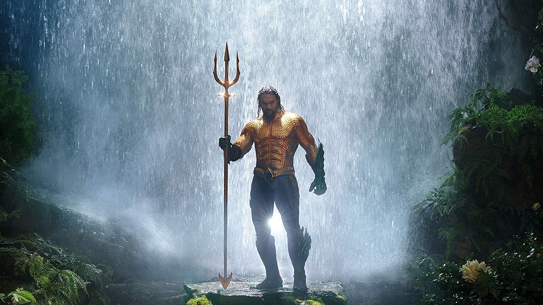 4DXの水が凄い!4DXに一番マッチした映画