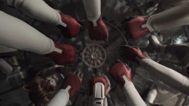 「アベンジャーズ/エンドゲーム」最高の映画でした!