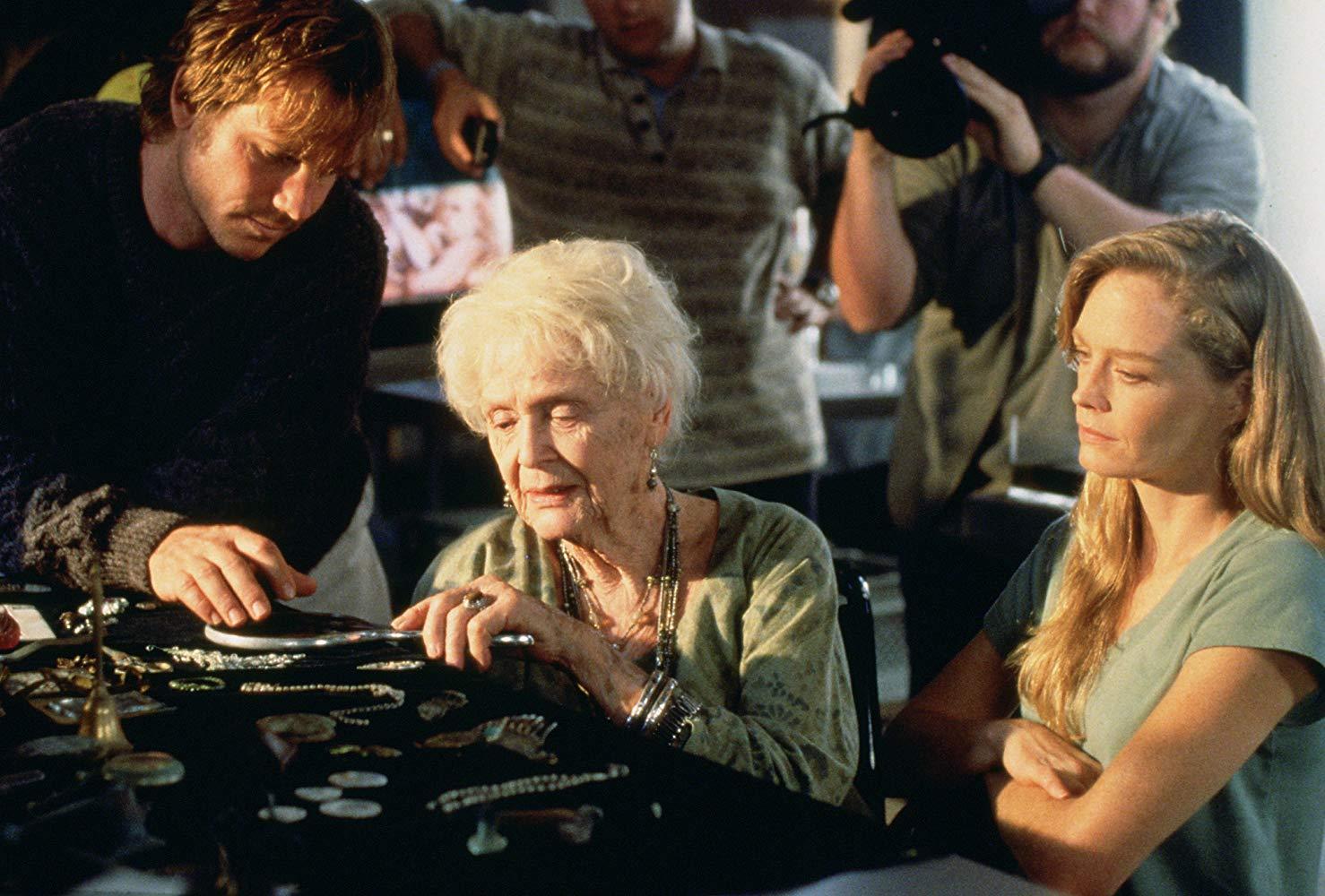 映画に出てくるローズおばあちゃんは本人?