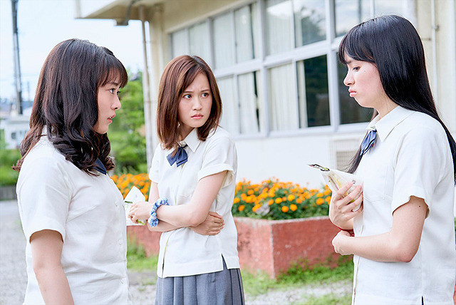 高校の同級生を演じる俳優陣が年上すぎるけどナイス!