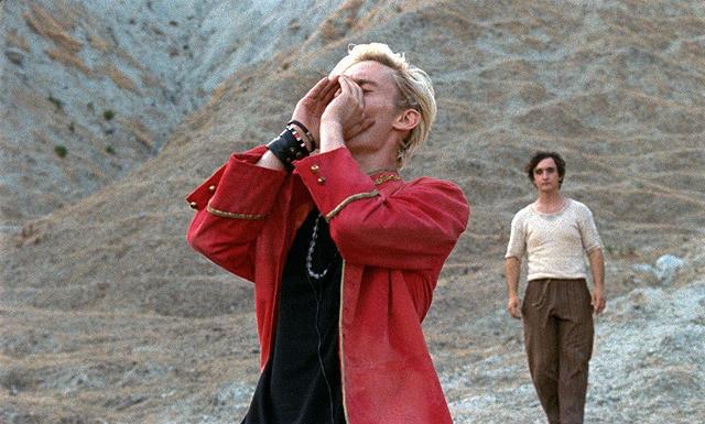 【解説】主演のアドリアーノ・タルディオーロ、監督のアリーチェ・ロルバケルには大注目