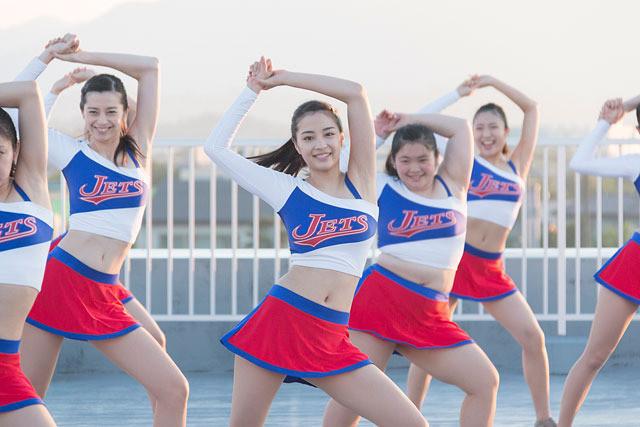 映画「チア☆ダン 女子高生がチアダンスで全米制覇しちゃったホントの話」のあらすじ・内容