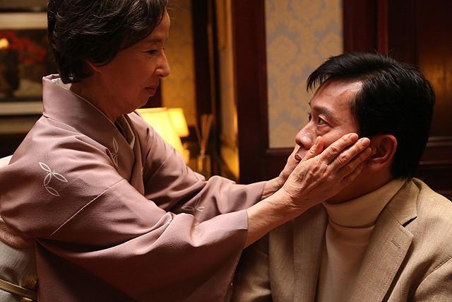 遠藤憲一さんの母との再会話