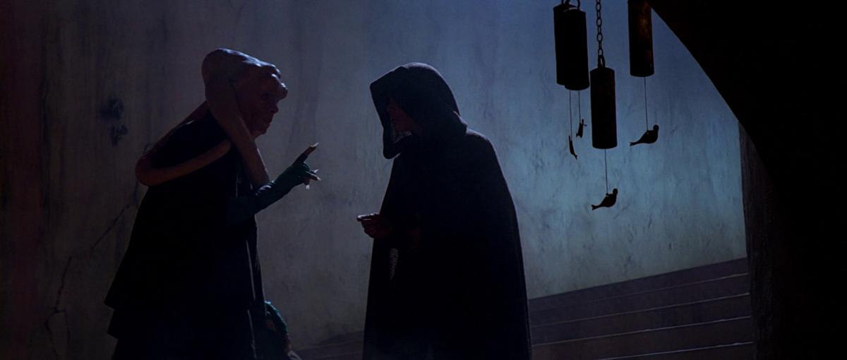 【解説】本作のサブタイトルは、当初「ジェダイの復讐」だった?