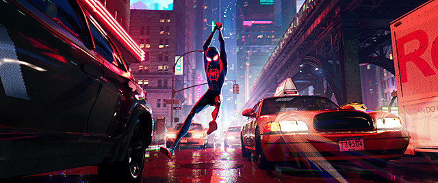 【マーベル】スパイダーマン スパイダーバース(2019年)