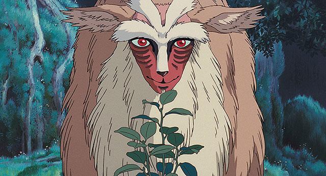 【解説】シシ神やもののけの存在には、日本神話や環境問題が深く影響している