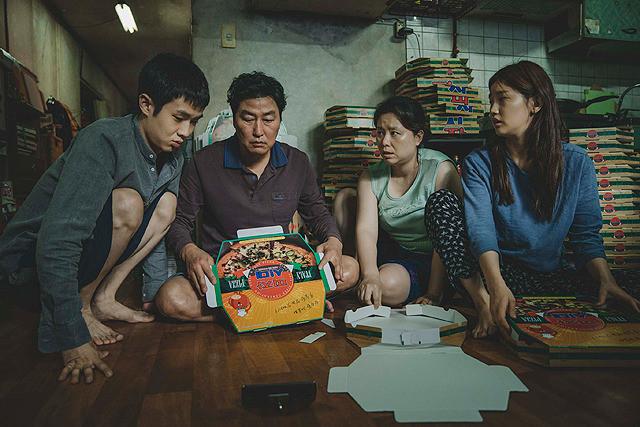 【ブラックコメディ/スリラー映画】パラサイト 半地下の家族(2019年)