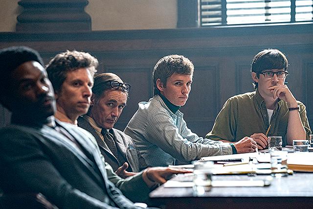 【法廷映画/Netflix】シカゴ7裁判(2020年)